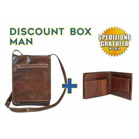 Discount Box Man