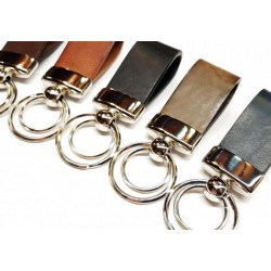 Keyrings leather