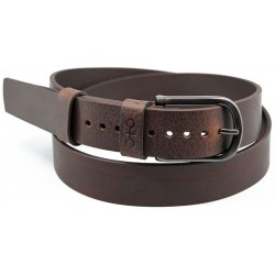 One More leather belt 3,5 cm