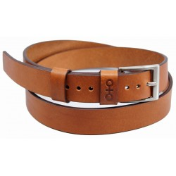 One More leather belt 3 cm