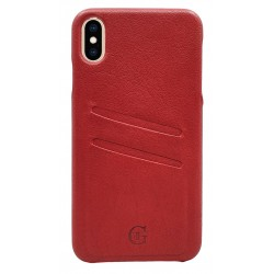 Cover in pelle IPhone X-XS