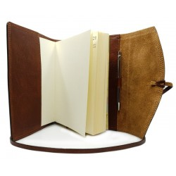 2021 Leather journal
