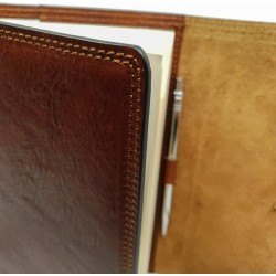 2022 replaceable leather journal