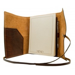 Replaceable notebook holder