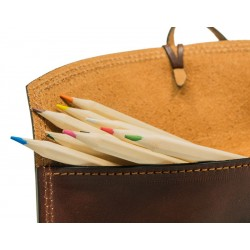 Leather Pen holder