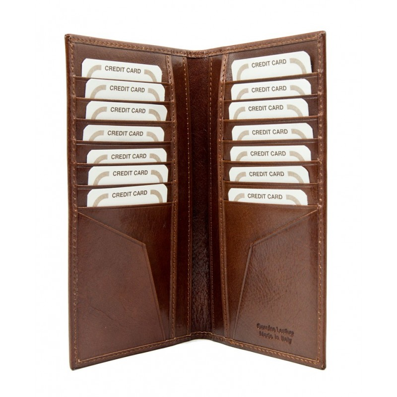 Credit Card holder in leather