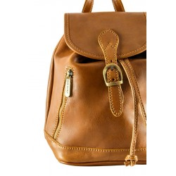 Leather Backpack MODENA