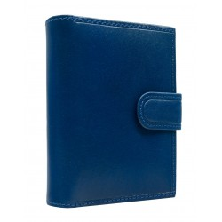 Woman's wallet in leather 078