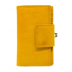 Woman wallet in genuine leather 421