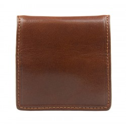 Coin purse in genuine leather 12029