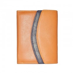 Leather wallet 6107-MC