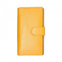 Leather wallet 7107-MC