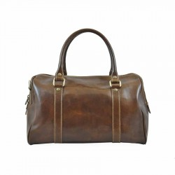 Leather Bag beauty case model