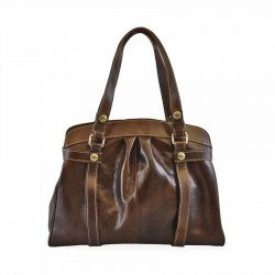 "Leather bag Women mod. ""PARIGI"""